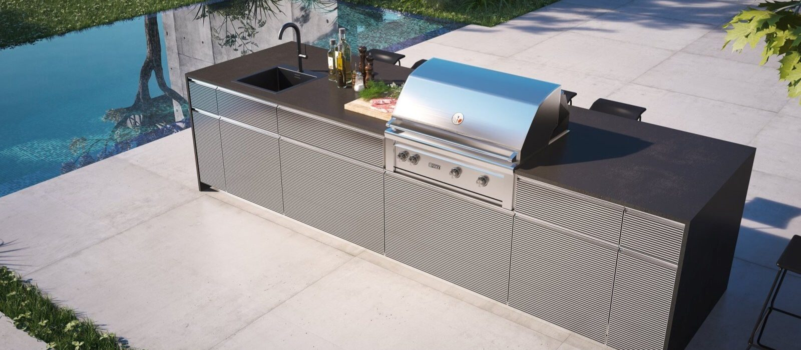 outopia outdoor kitchens by klein's
