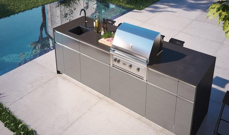 OUTOPIA outdoor kitchens by Klein's