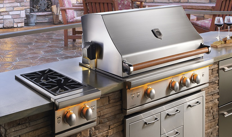 caliber Grills by kleins